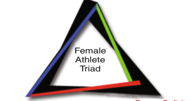 Triade de l'athlète féminine